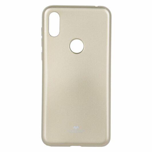Jelly Redmi Note 7 szilikon tok, arany