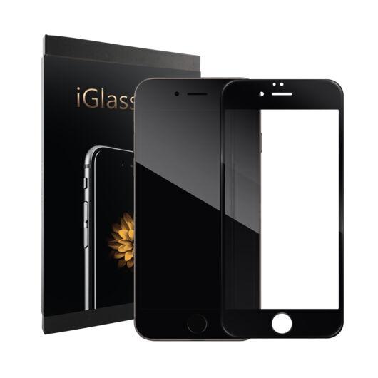 iGlass Pro kijelzővédő üvegfólia –  iPhone 7 Fekete