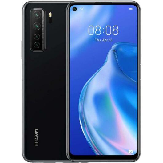 Huawei P40 Lite 5G Dual Sim  6GB RAM 128GB Fekete