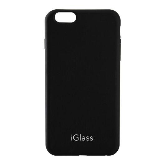 iGlass Case tok iPhone 7/8 fekete