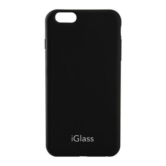 iGlass Case tok iPhone 7/8 Plus fekete