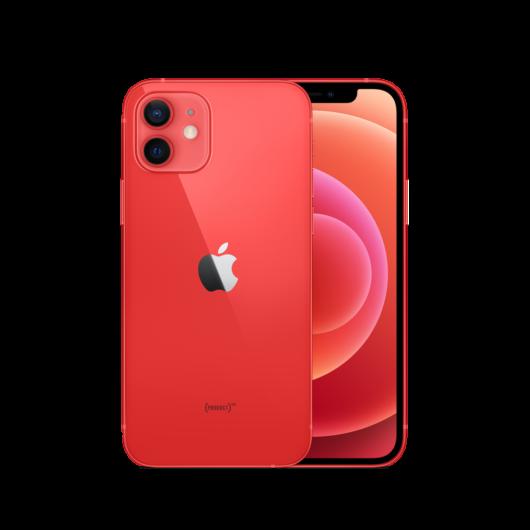 Apple Iphone 12 64GB Piros