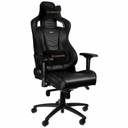 Noblechairs EPIC Nappa Edition gaming szék fekete /NBL-NL-BLA-001/