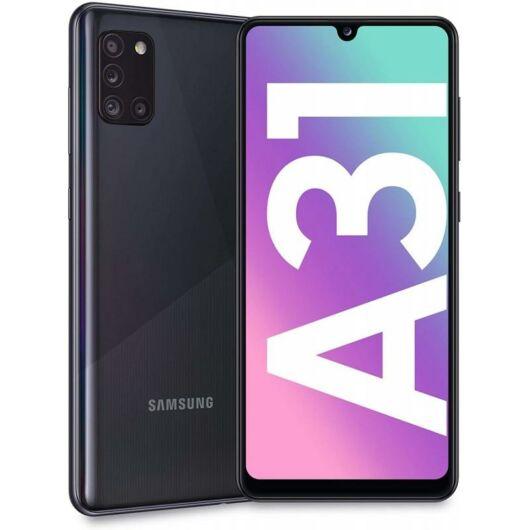 Samsung A31 A315 4GB Ram 128GB Dual Sim Fekete