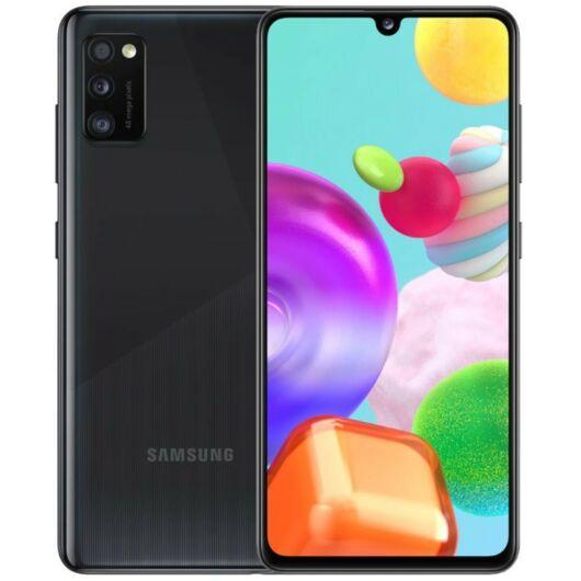 Samsung A41 A415 4GB Ram 64GB Dual Fekete