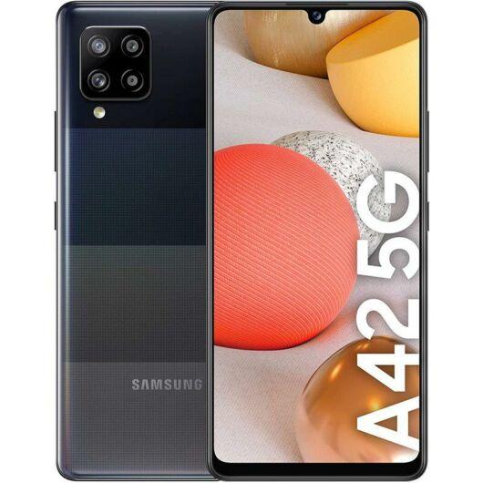 Samsung A42 A426B 5G Dual Sim 4GB Ram 128GB Fekete