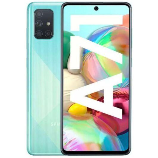 Samsung Galaxy A71 128GB 6GB RAM Dual (A715F) Kék