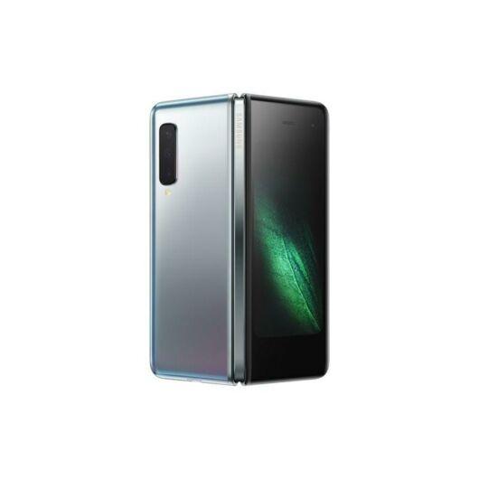 Samsung Galaxy Fold F907B 5G 512GB Ezüst
