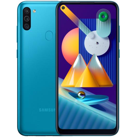 Samsung M11 M115 Dual Sim 32GB Kék