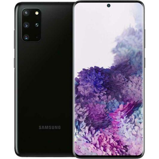 Samsung Galaxy S20+ G985 128GB Dual Sim Fekete