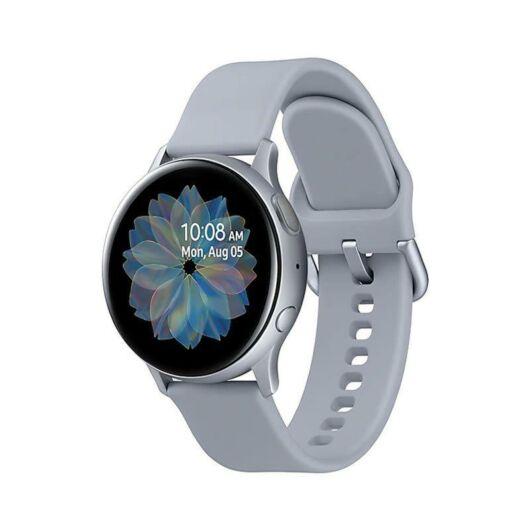 Samsung Galaxy Watch Active 2 R830 40mm okosóra - ezüst