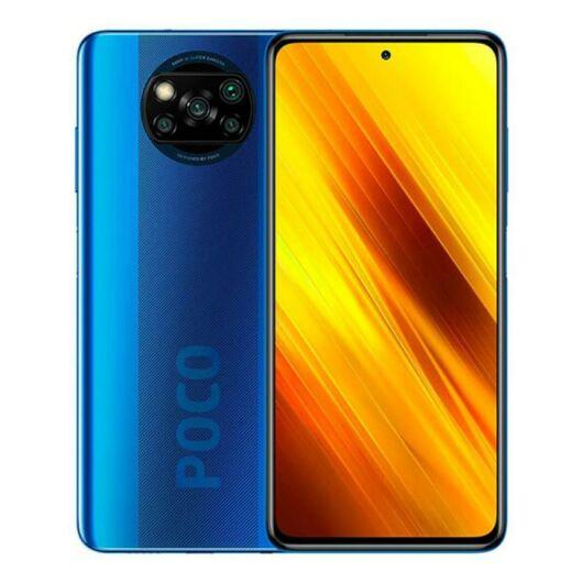 Xiaomi Pocophone X3 NFC Dual Sim 6GB RAM 64GB Kék